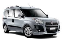Fiat Doblo 7 seater oder ähnlich in der gleichen Kategorie