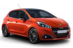 Peugeot 208 Automatic  o simile