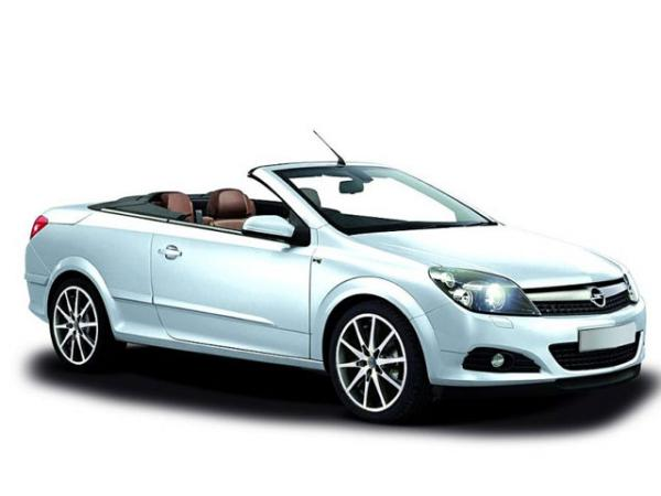 Opel Astra convertible